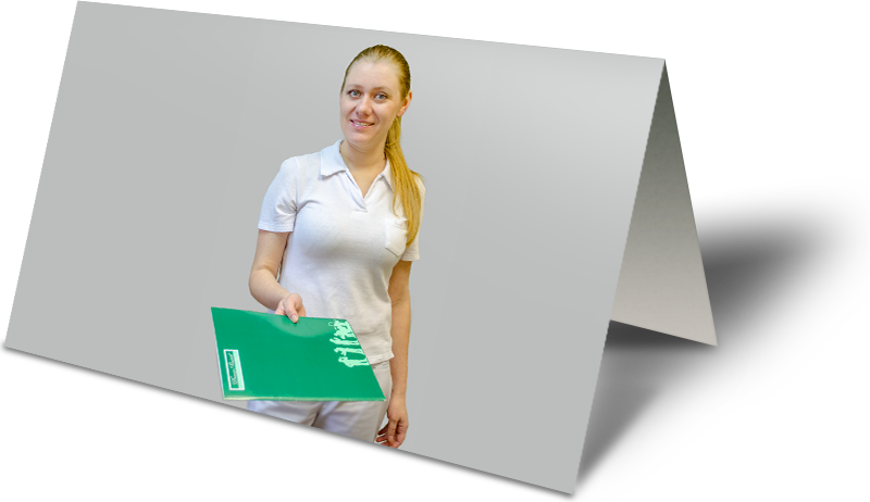 Екатерина, администратор стоматологической клиники Доктор Романов